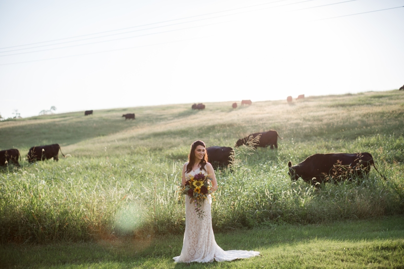 Jayna Watkins Photography // The Plantation Barn of 1810 // Sunset Bridal Session // Knoxville, Tennessee // East Tennessee // Tennessee Wedding Photographer // TN Weddings // Knoxville, TN Bridal Session // Southern Bride + Groom // Southern Wedding // Southeastern Wedding